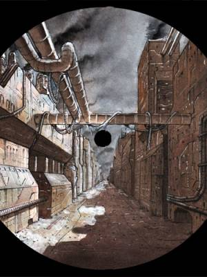 Art for vinyl records: Narcosis #14